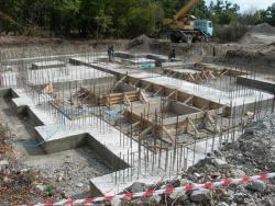 Фундамент — основа стройки
