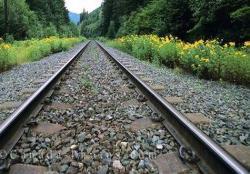 Красноярец унес с железной дороги 400 кг щебня для строительства дачи