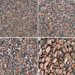 Влияние щебня и песка на качество бетона